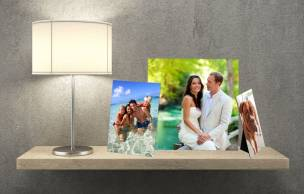 Canvas & Metallic Photo Prints