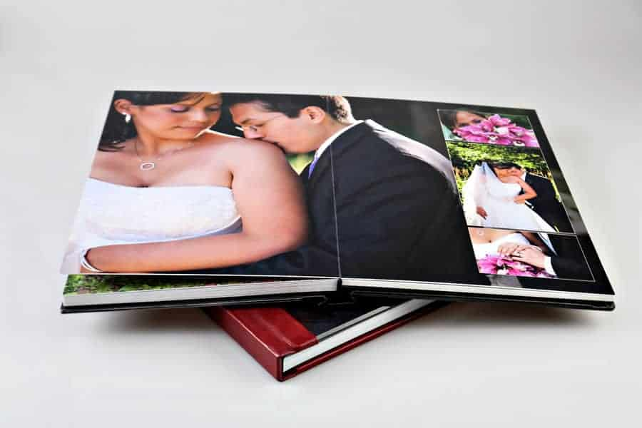 Fizara DIY wedding albums design