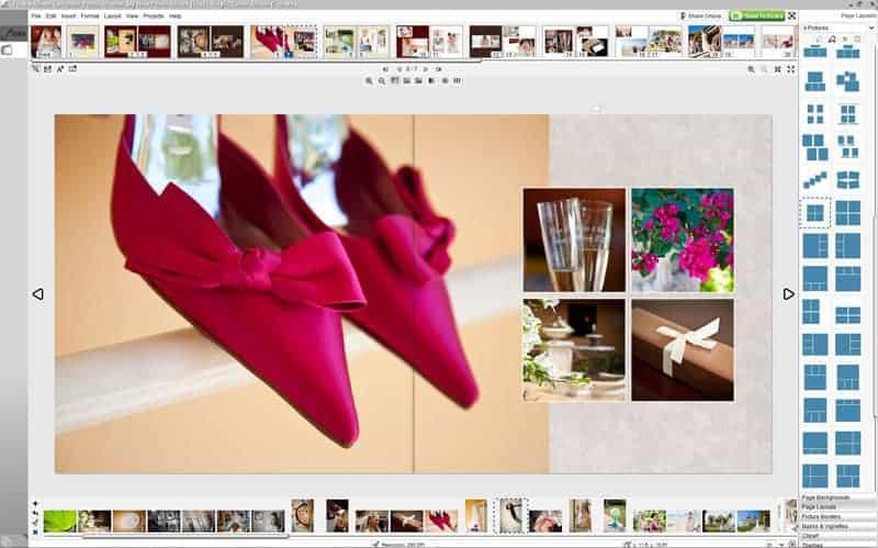 wedding-photo-book-focused-diy-wedding-album-design