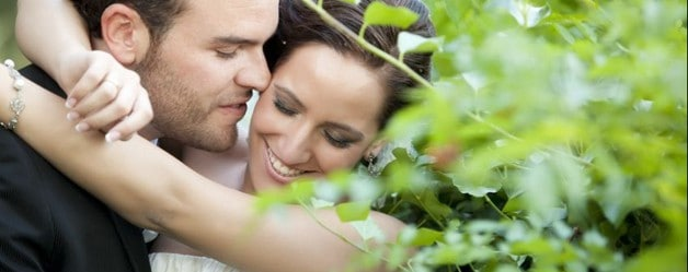 The First Look can add sentimental moments to your wedding photography