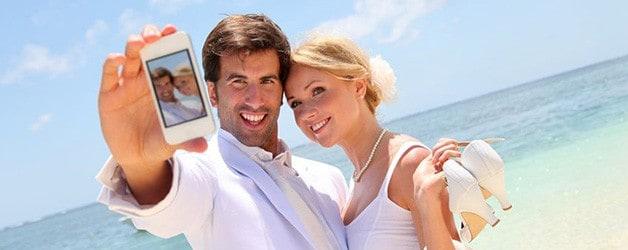 destination wedding photography options