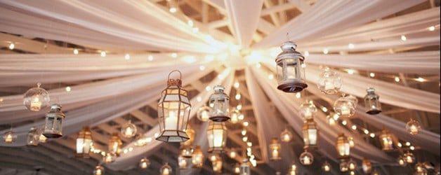 Add Some Magic to Your Wedding Decor: Decorate the Sky