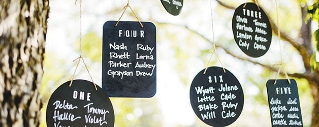 unique wedding ideas to personalize your wedding