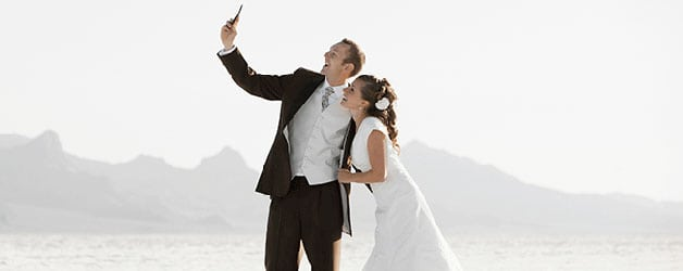 how is technology changing weddings