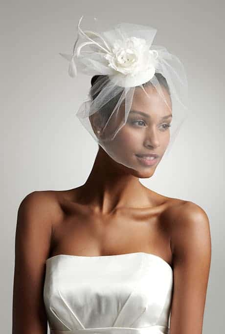 Bridal Hat Wedding Veil Alternative