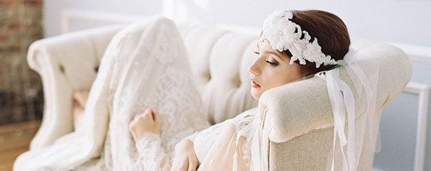 diy wedding veil alternatives