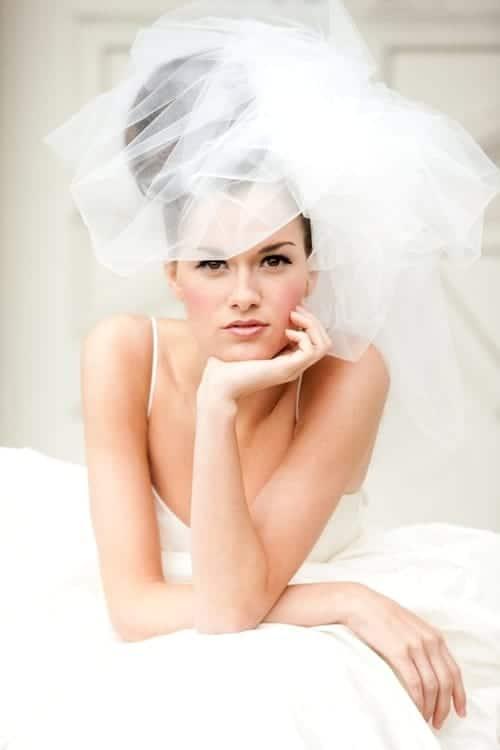 pouf veil