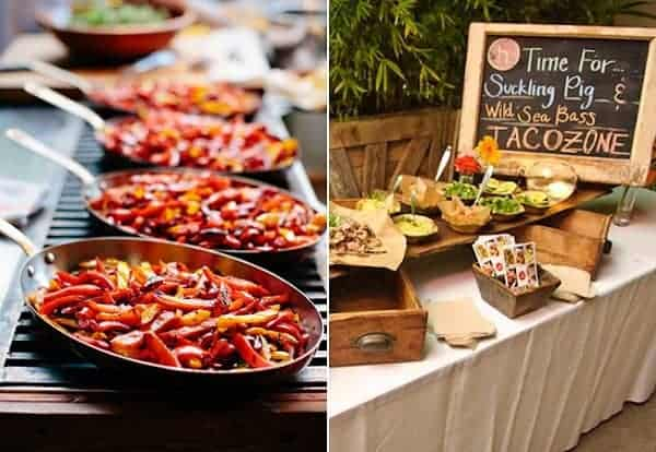 Wedding Reception Food Ideas How To Choose Your Best Option
