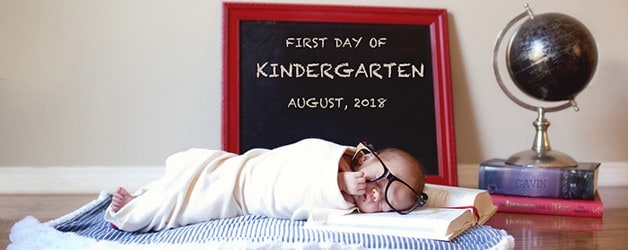 5 Photos to Take on the First Day of School