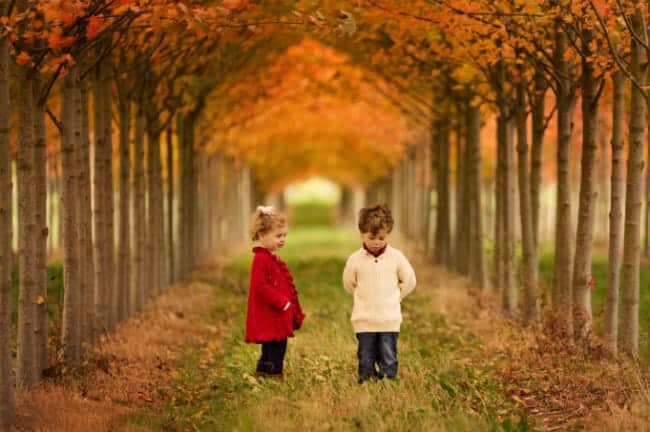 Fall Photo Ideas 8 Gorgeous Images Of Little Munchkins Fizara