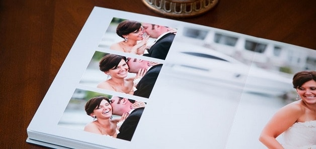 Why it pays to diy to get an elegant wedding photo album fizara diy photo album with metal cover solutioingenieria Image collections