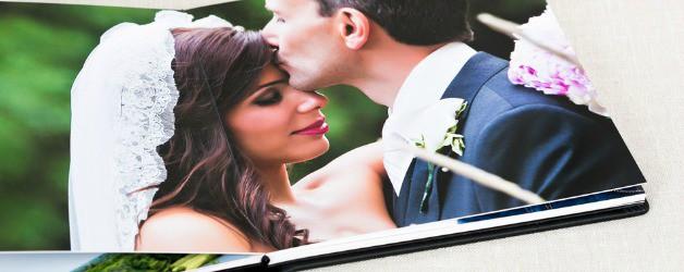 Fizara DIY Wedding Photo Album
