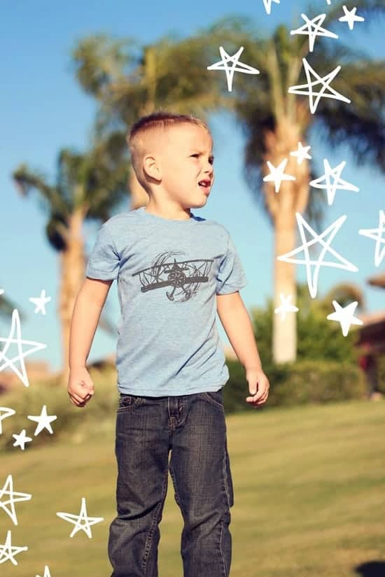 Add overlay graphics for a fun effect.  Overlays via Lil Blue Boo.