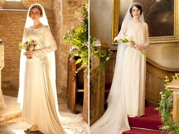 8 Reasons to Love a Downton Abbey Wedding7