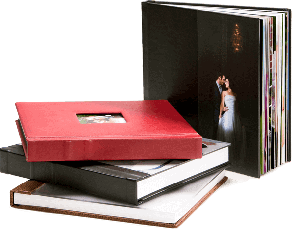 wedding album design service