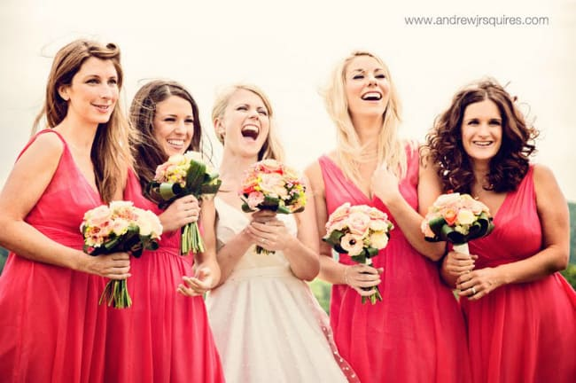 Everything You Need to Know About Being the Bridesmaid