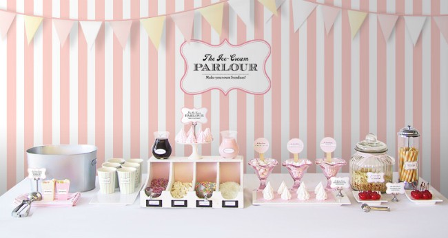 Cool Bridal Shower Themes