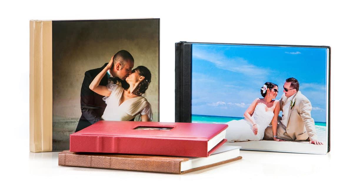 Wedding Photography Printing: Wedding Albums, Wedding Photo Books & Canvas Prints