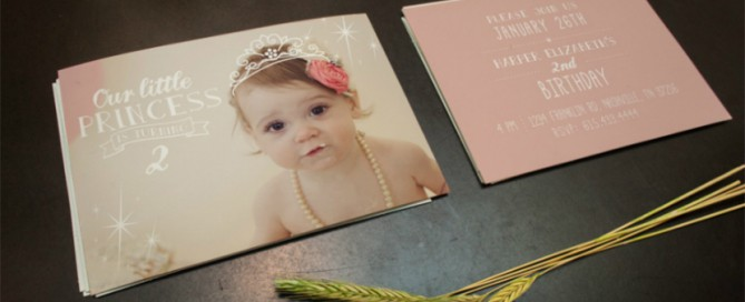 Our Favorite Children's Birthday Invitations
