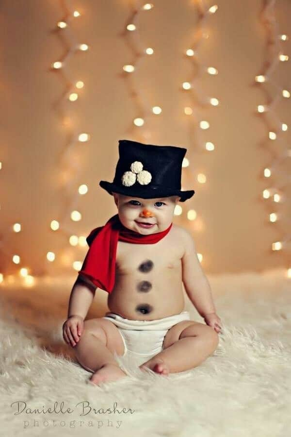 Christmas Pic Ideas.Baby S First Christmas Pictures Ideas Fizara