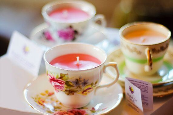 Teacup-Candles-Favors