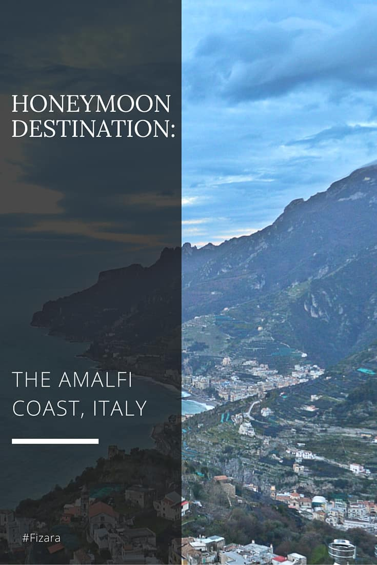 Honeymoon Destination-