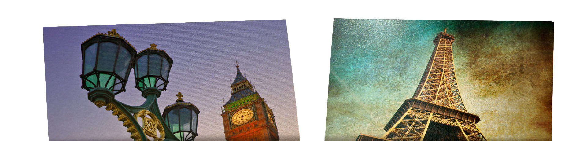 metallic photo prints and canvas photo prints closeup finish details