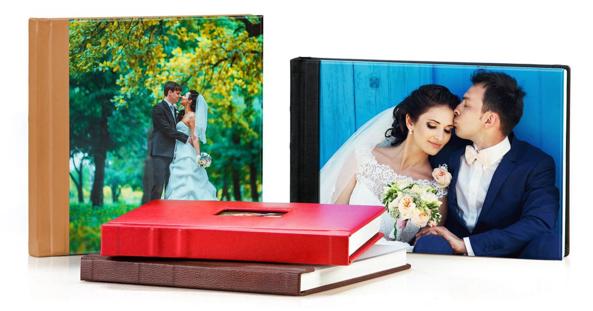 Wedding Albums by Fizara