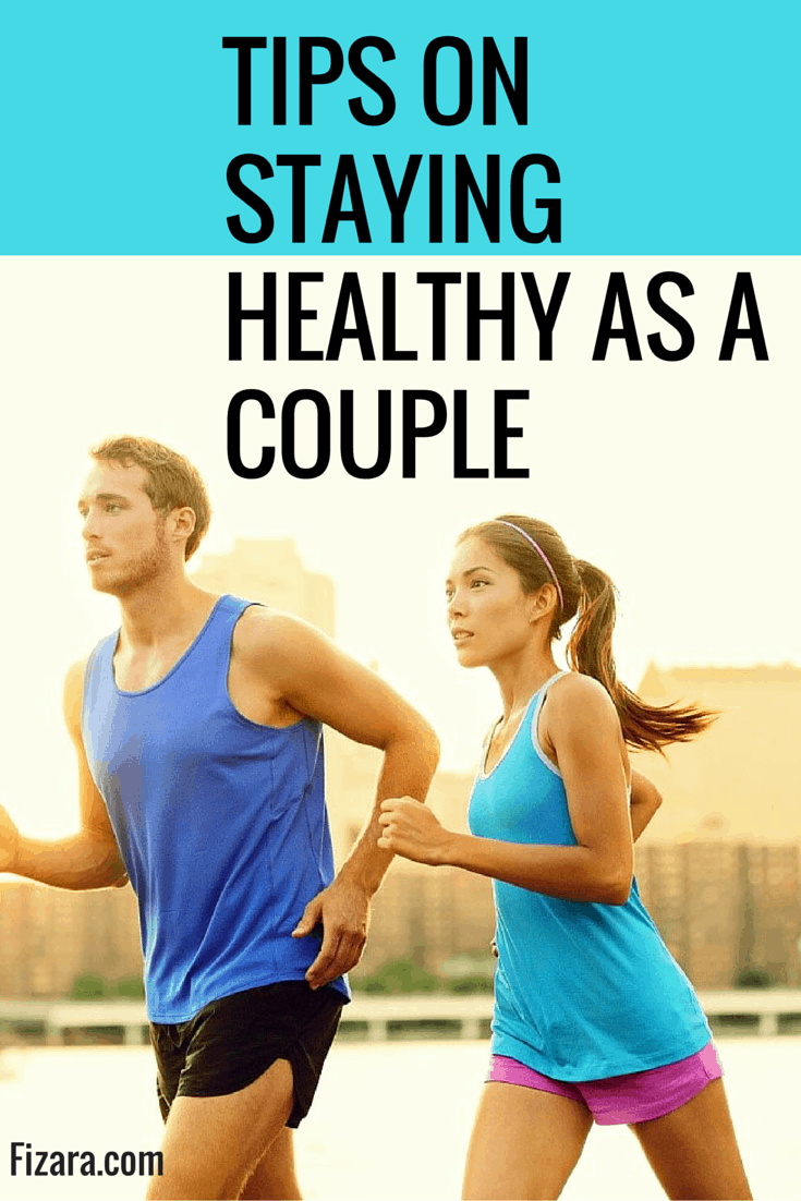 tips on staying healthy as a couple