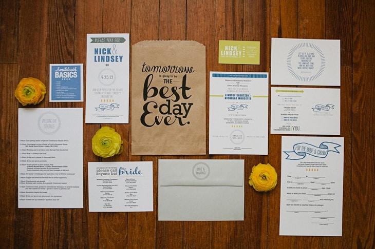 Wedding Rehearsal Dinner Invitation Ideas