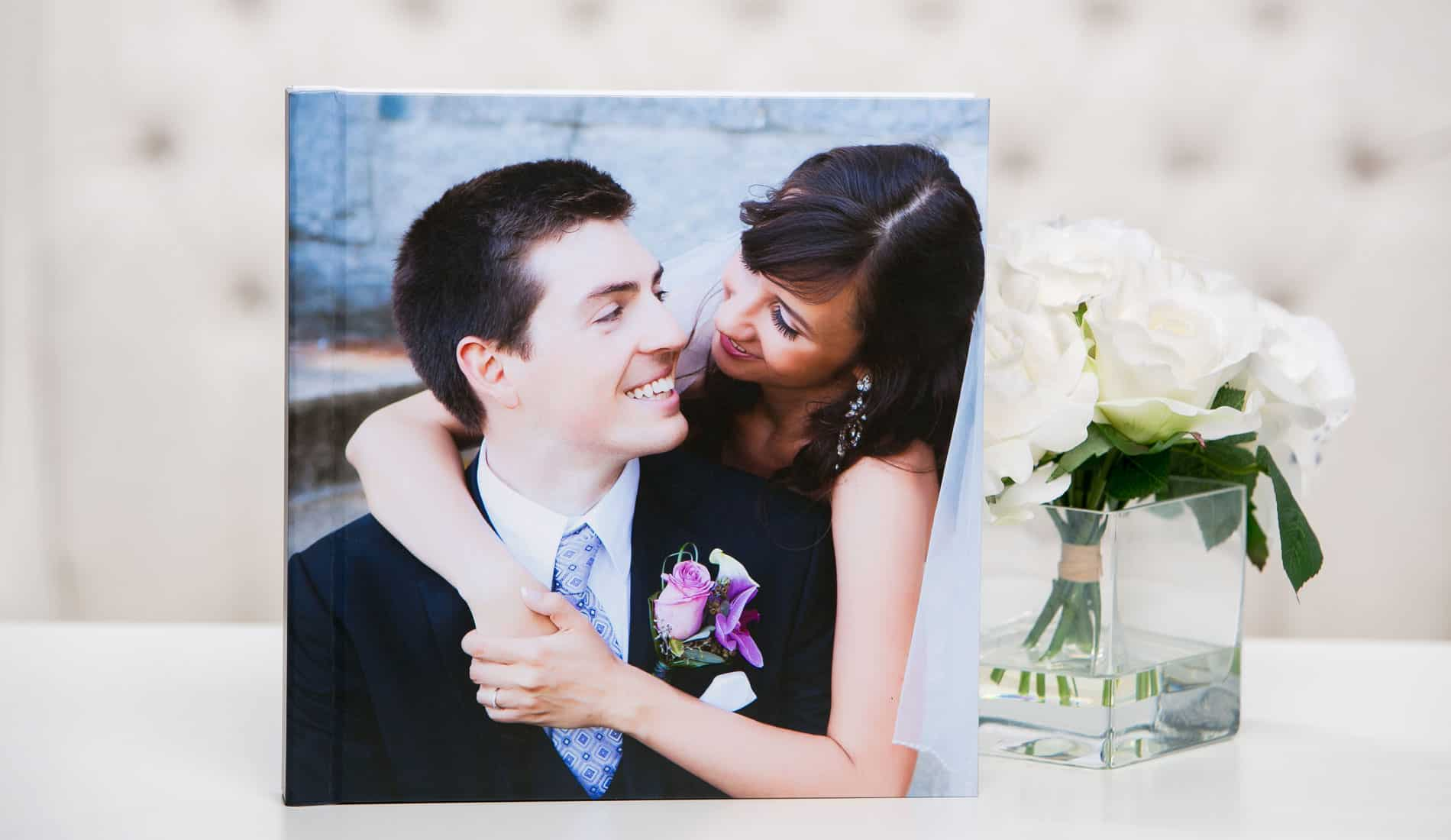 fizara photo wrap wedding album
