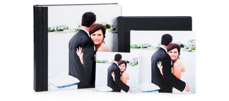 Professional album for Wedding