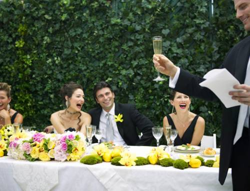 The Wedding Toast: Top Do's and Don'ts