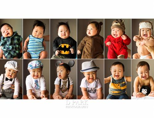 10 Creative Ways to Document Baby's First Year