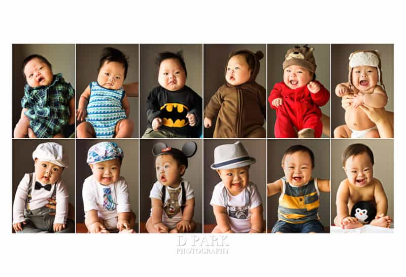 10 Creative Ways To Document Babys First Year Fizara