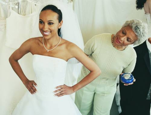 How to Include Every Kind of Mom in Wedding Planning