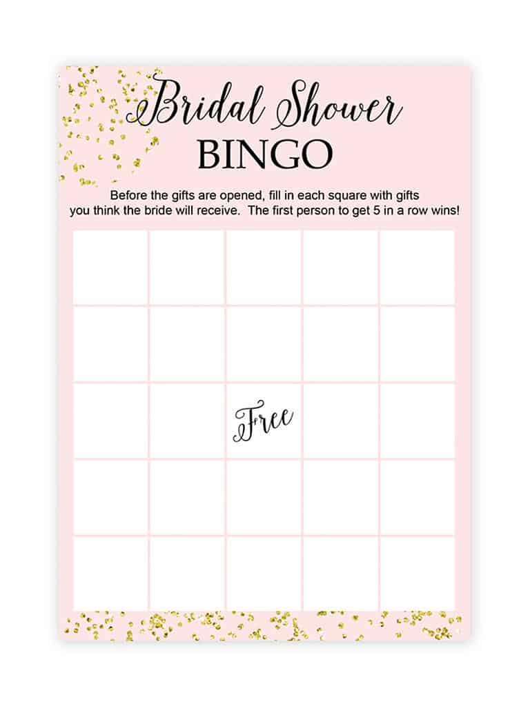 10 free bridal shower games fizara. Black Bedroom Furniture Sets. Home Design Ideas